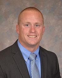 Photo of Principal Joshua Baumbach