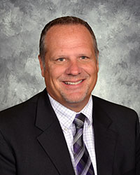 Photo of Principal Mr. Kirk Bloomquist
