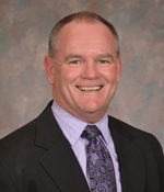 Photo of Athletics Director Ted Hollern
