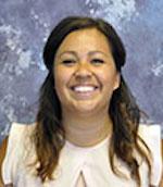 Photo of Counseling Secretary Jasmin Dykstra