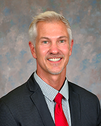 Photo of Gladiola Principal David Lyon