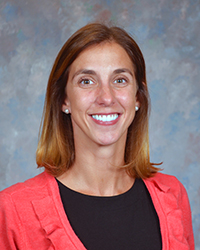 Photo of Principal Jennifer Slanger