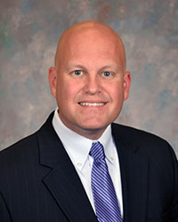 Photo of Assistant Superintendent for Instructional Services Craig Hoekstra