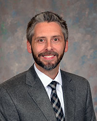 photo of district business manager Mr. Matthew Lewis