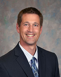 Image of Director of Student Services Jason Maas