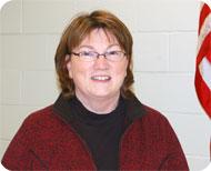 Photo of Secretary Mary VandeWater