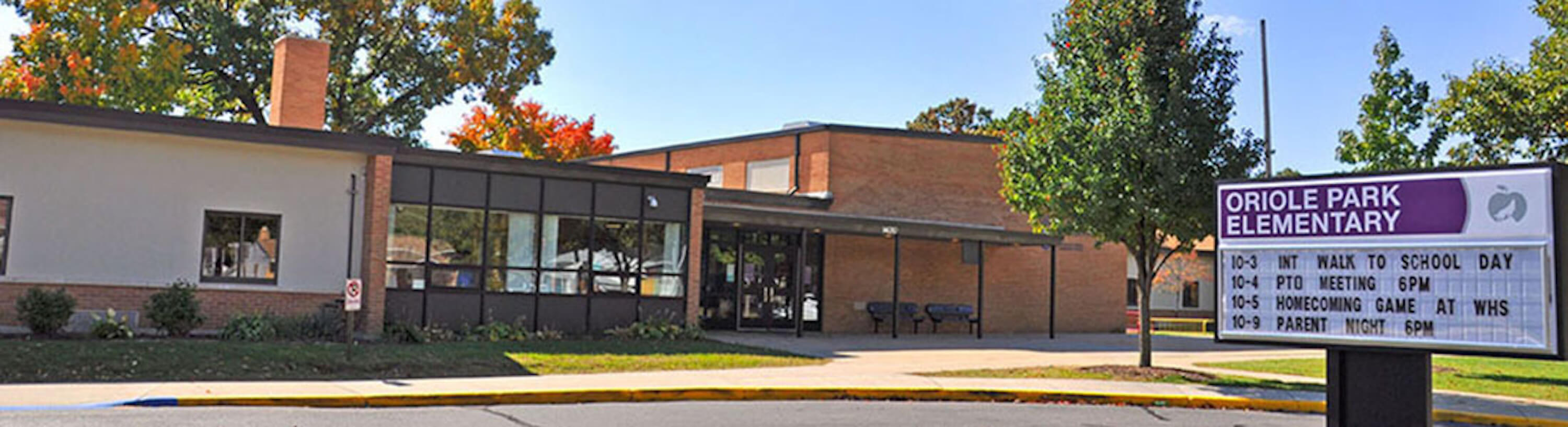 Photo of Oriole Park Elementary