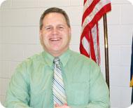 Photo of School Board President Craig Popma