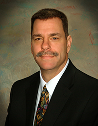 Photo of Superintendent Dr. Thomas Reeder