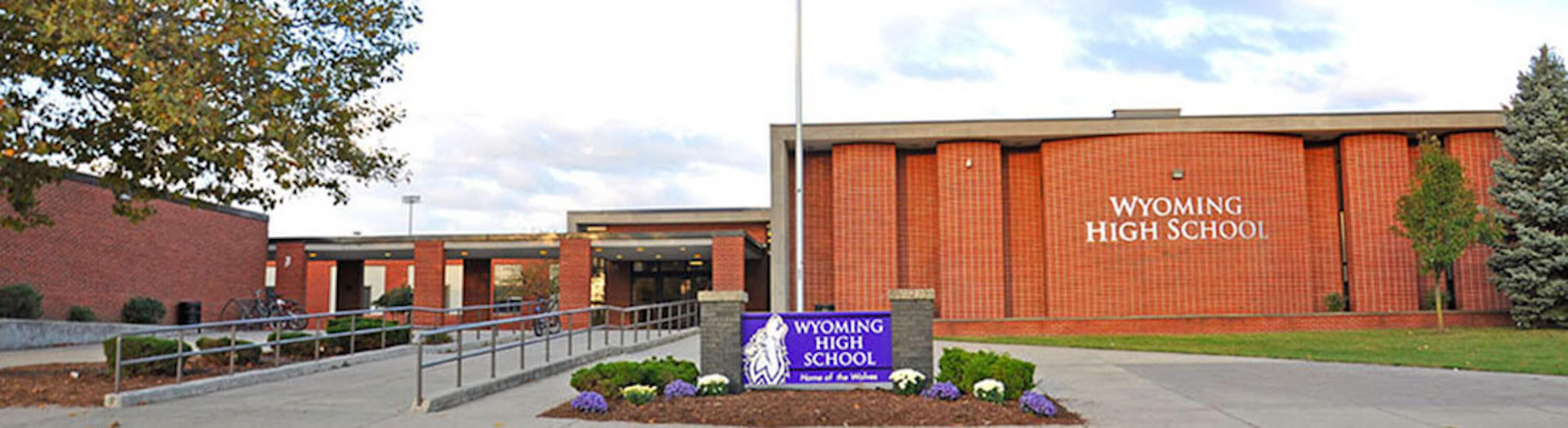 Photo of Wyoming High School