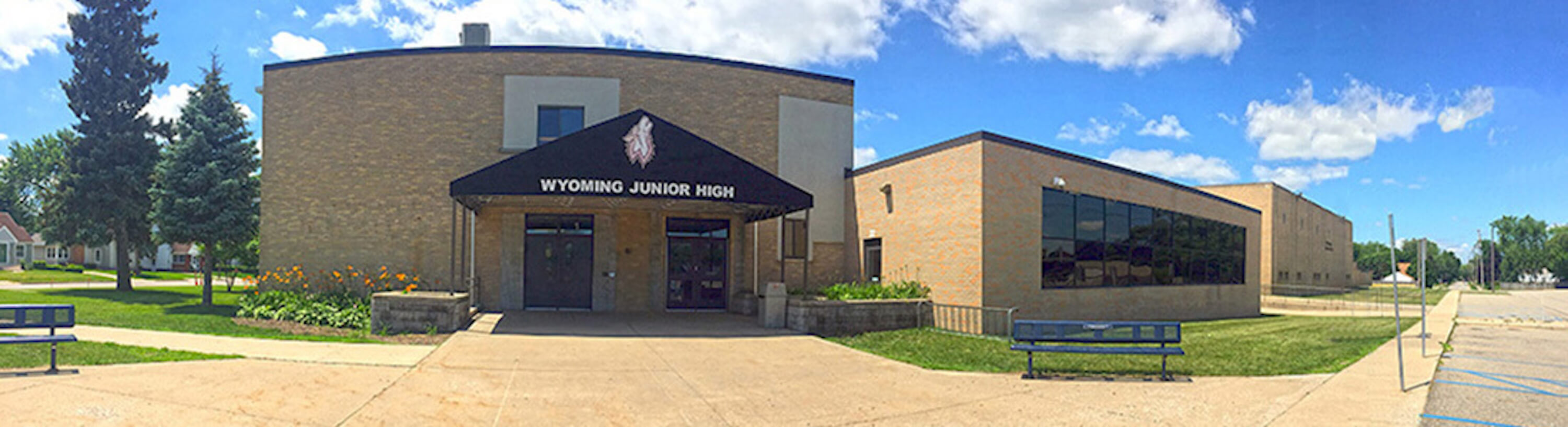 Photo of Wyoming Junior High School