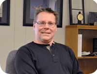 Photo of Trustee Paul Huizinga