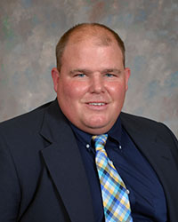 Photo of Principal Jon Blackburn