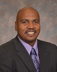 Photo of Assistant Principal Monte Cross