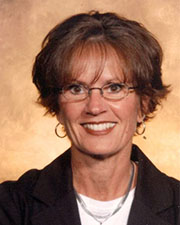 Photo of Secretary Kathy Irwin