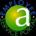 Image of employee payroll logo